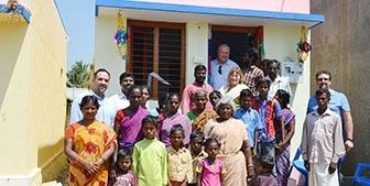 Housing For Leprosy Victim
