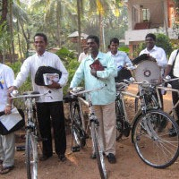 Bicycle for Pastor