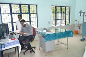 Tele Medicine Center in Chettichavadi village, Salem Dt (6)