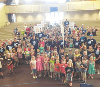 Connecting Kids with Global Missions