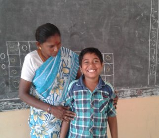 Manikandan: A Child with Difficulties Now Has Hope