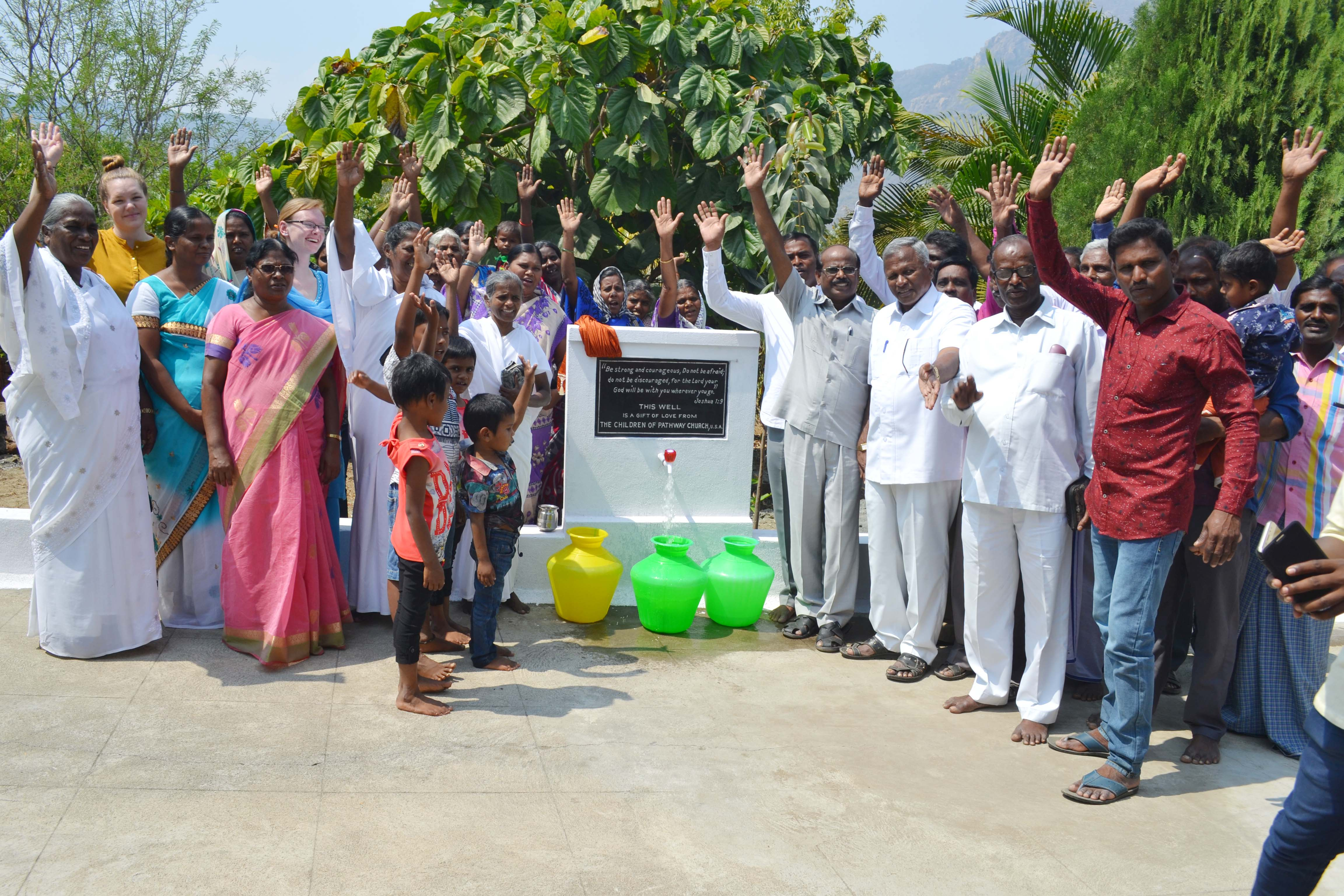 Tiruppathur_Water Well Dedication_Feb. 2019 (16)